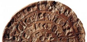 Sciences & Avenir / le disque de Phaistos serait un hymne antique