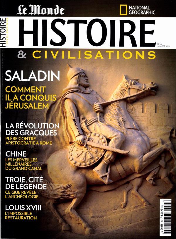 Histoire et civilisations 13