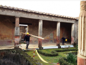 Roma Aeterna / Réouverture au public de six maisons à Pompéi