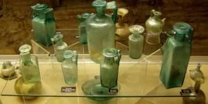 Leg VIII Augusta / Le verre chez les Romains