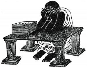Nytimes / Apprendre le grec ancien, recommencer...