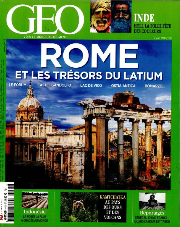 geo rome