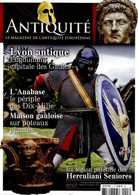 antiquite lugdunum