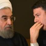 Le Figaro / Des statues nues camouflées pour la venue du président iranien à Rome