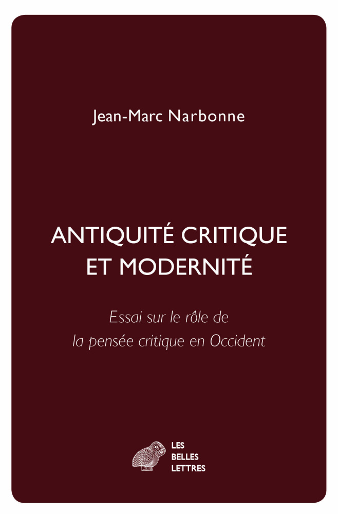 antiquité critique