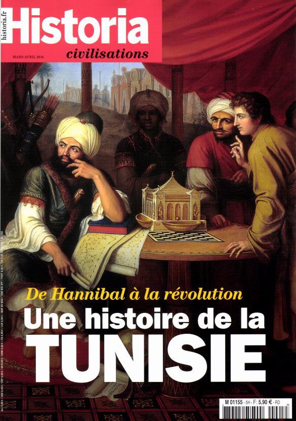 tunisie historia