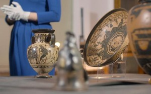 The telegraph / A Thirst for Art: the Ancient Greece symposium