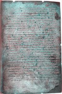 Un texte retrouvé en Autriche narre une bataille du 3ème s. entre les Goths et les Grecs