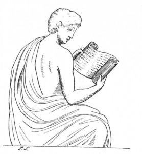 Klinai / Présentation de la Bibliothèque d'Antiquité d'Aix-en-Provence à l'usage des magno-grecs et sicéliotes