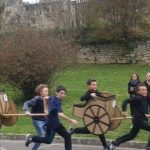 Journée Latin à Jeanne d'Arc