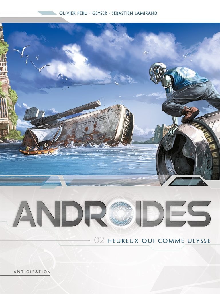 Androides T02