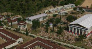 Séance de grec : Quand Pindare chantait Olympie et ses jeux