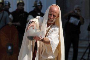 Fiche civilisation sur les prêtres à Rome