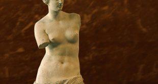 La Vénus de Milo retrouve ses bras pour une campagne de sensibilisation