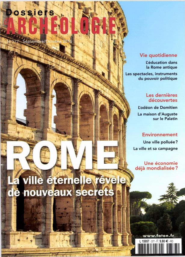 rome archéologia