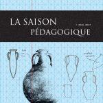 Saison pédagogique du Musée Lyon Fourvière 2016-2017
