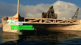 Numéro 23 / Les bâtisseurs de l'impossible
