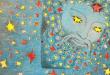 màj – La création du monde (mise en images et transcription du récit de Claudie Obin)