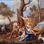 HDA - Nicolas POUSSIN, L'enfance de Jupiter (1636-1637)