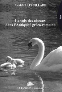 La voix des oiseaux dans l'Antiquité gréco-romaine