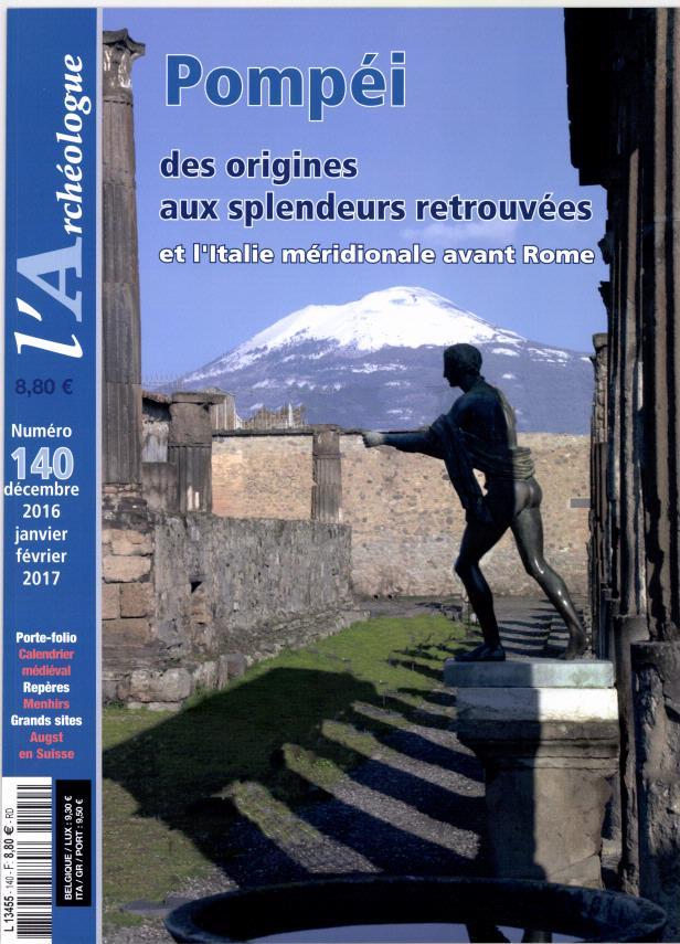 L'archéologue - pompei