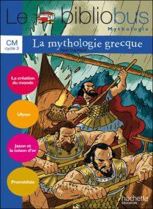Le bibliobus #31 - CM - La mythologie grecque (réédition)