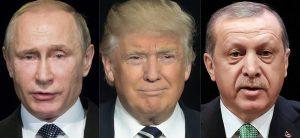 Slate / Trump, Poutine, Erdogan: le désir d'autorité a un précédent: Jules César