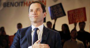 Benoit Hamon et l'espoir grec
