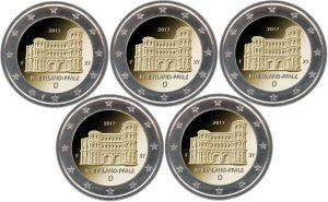 Pour deux euros, vous pourrez vous payer la Porta Nigra :)
