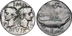 Objectif Gard / NÎMES Avec l'As, la cité a sa monnaie et son emblème