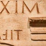 Histoire de l'alphabet : les lettres claudiennes