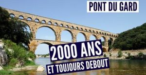 Topito / Top 10 des ponts romains en France