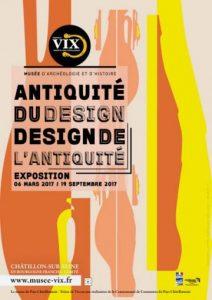 Antiquité du design, design de l'Antiquité @ Musée du Pays Châtillonnais | Châtillon-sur-Seine | Bourgogne Franche-Comté | France