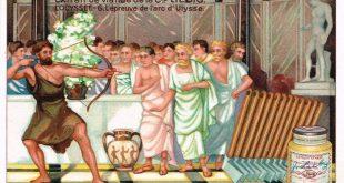 Parcours de lecture – L'Odyssée d'Homère : 9°) L'épreuve de l'arc