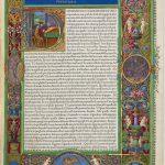 Numérisée, La 1ère traduction de l'Histoire Naturelle de Pline l'Ancien publiée à Florence en 1476