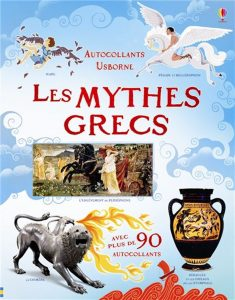 Les mythes grecs (documentaire en autocollants)