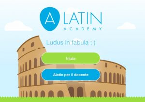Ludus in Fabula : modules d'exercices latin-italien en ligne