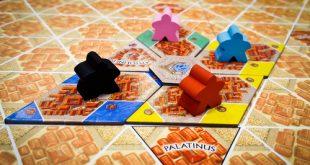Gaming the Classics: Rome via Board Games