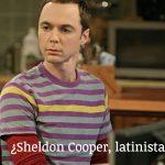 Sheldon Cooper (Big Band Theory), un latiniste ?