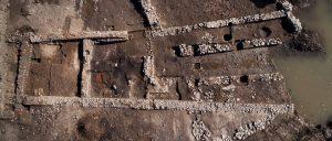 L'express / Mise au jour en Corse d'un sanctuaire du dieu Mithra