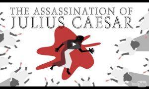 Pourquoi Jules César a-t-il été assassiné ?