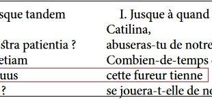 La question du latin / Nouvelles méthodes d'apprentissage de la traduction