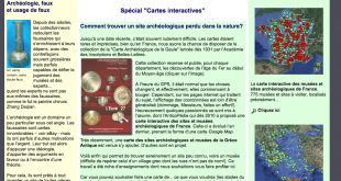 """L'Anticopedie / Note d'information n°39 - Mars-Avril 2017 Spécial """"Cartes interactives"""""""