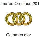 Palmarès du Calame d'Or