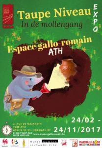 """Taupe Niveau"" @ Espace gallo-romain, Ath (Belgique) | Ath | Wallonie | Belgique"