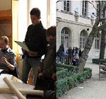 """Pour les enseignants (et leurs classes) de Paris : les journées """"découvrir l'Antiquité"""" vous sont vivement recommandées."""
