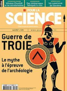 Pour la Science / Le mythe, à l'épreuve de l'archéologie