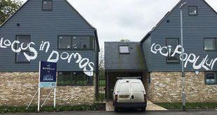 Pas de graffiti, s'il vous plaît !