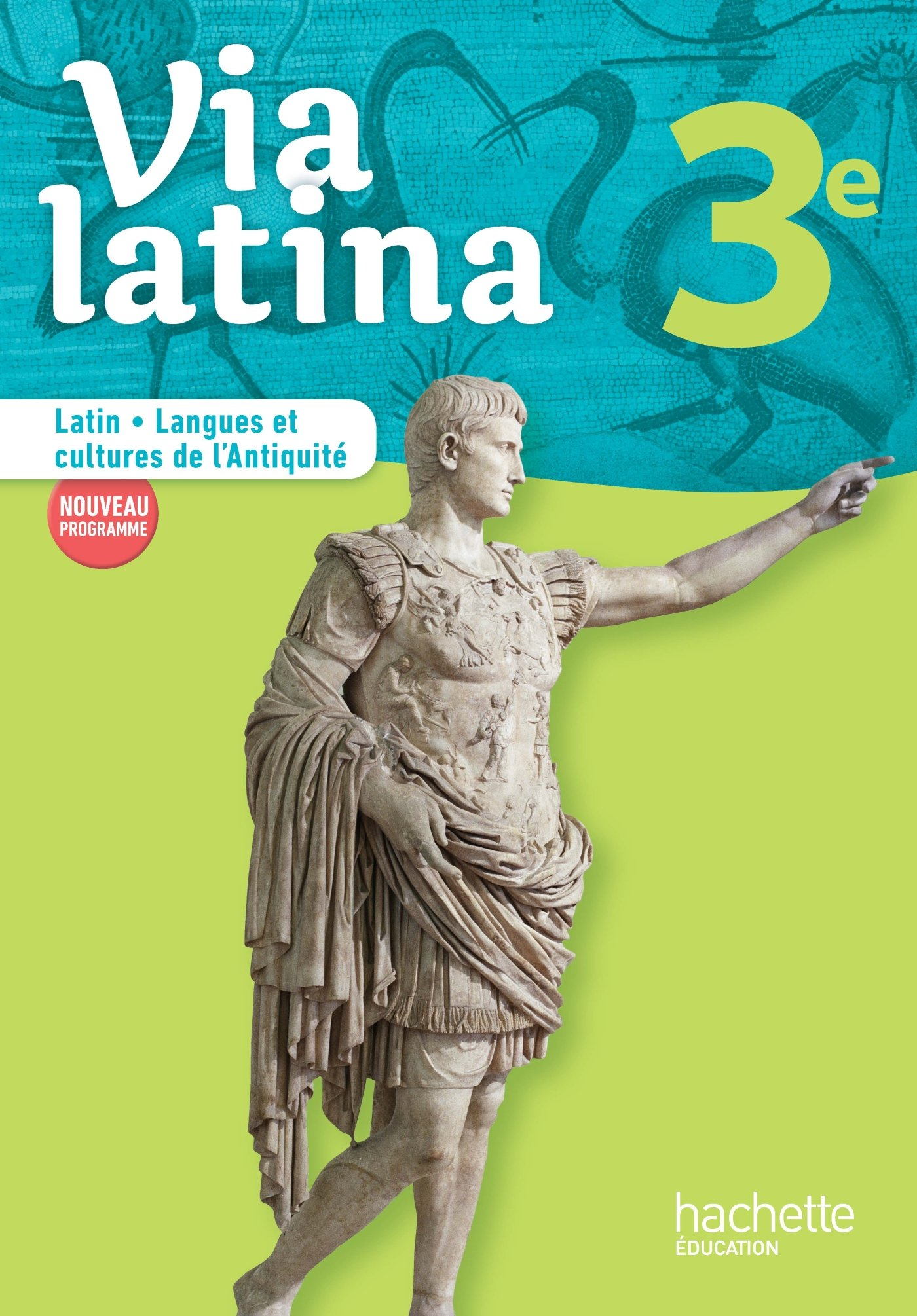 Via Latina Livres Cahiers De L Eleve Pour Le Latin 3e