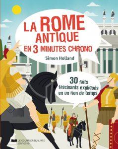 La Rome antique en 3 minutes chrono